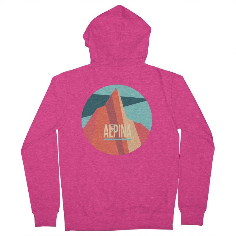 Logo InkAlpina Women's Zip-Up Hoody by · STUDI X-LEE ·