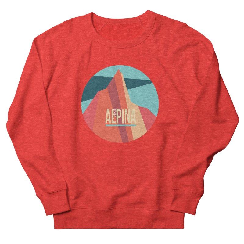 Logo InkAlpina Men's Sweatshirt by · STUDI X-LEE ·