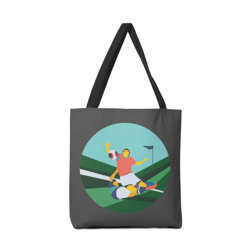 Soccer Accessories Tote Bag Bag by · STUDI X-LEE ·