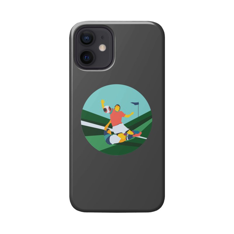 Soccer Accessories Phone Case by · STUDI X-LEE ·