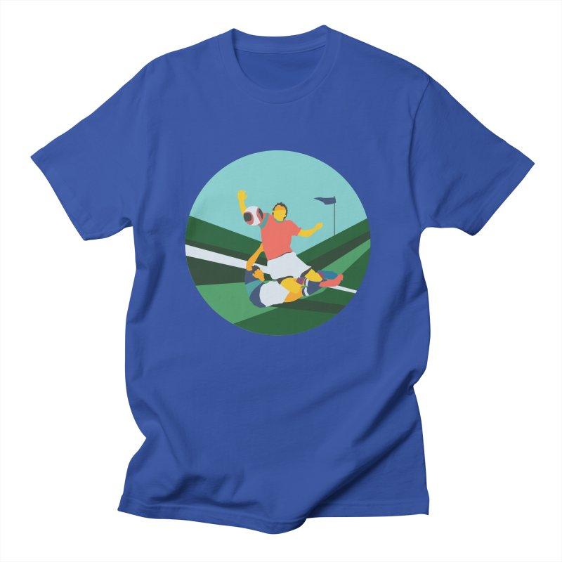 Soccer Men's T-Shirt by · STUDI X-LEE ·
