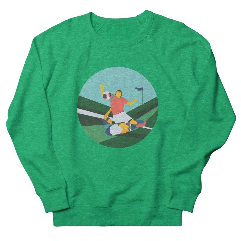 Soccer Women's Sweatshirt by · STUDI X-LEE ·