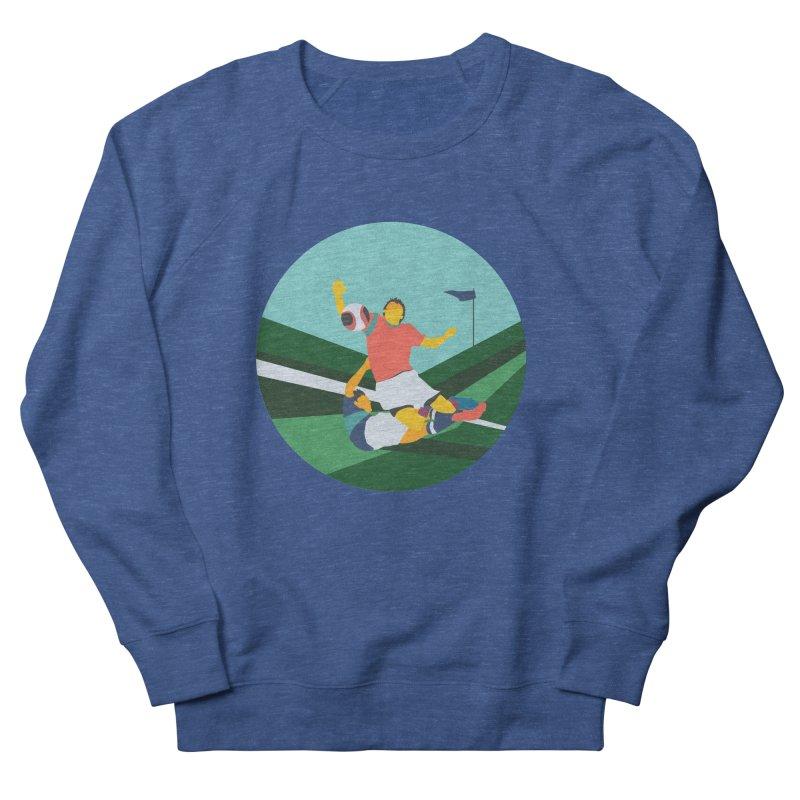 Soccer Men's Sweatshirt by · STUDI X-LEE ·