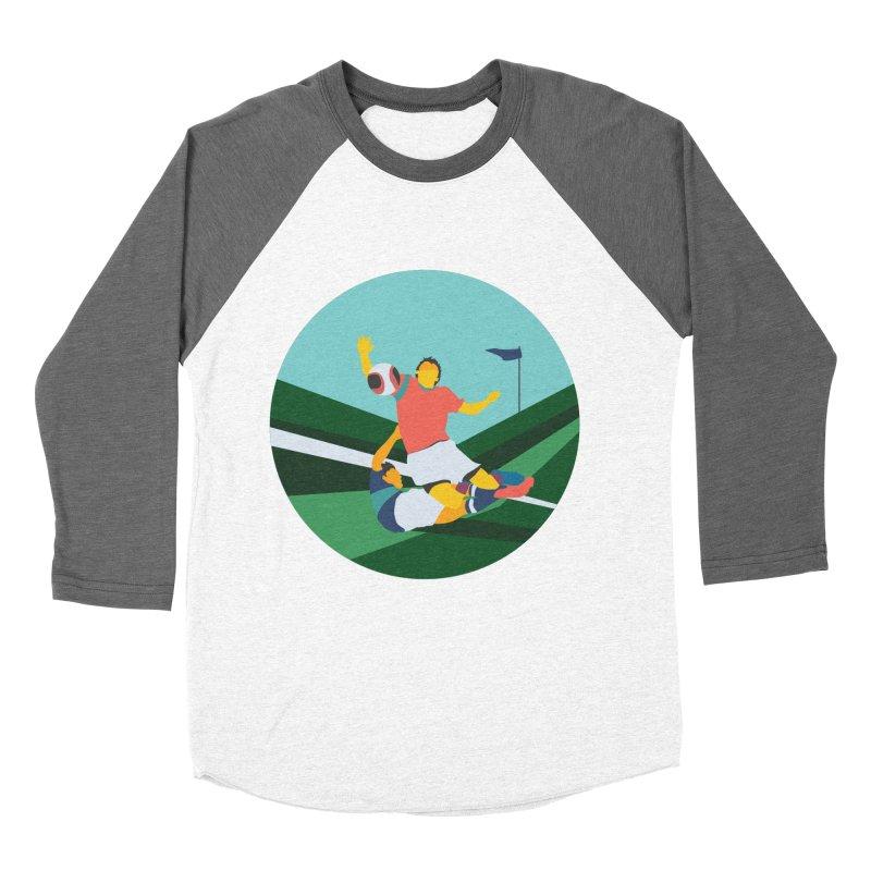 Soccer Women's Longsleeve T-Shirt by · STUDI X-LEE ·