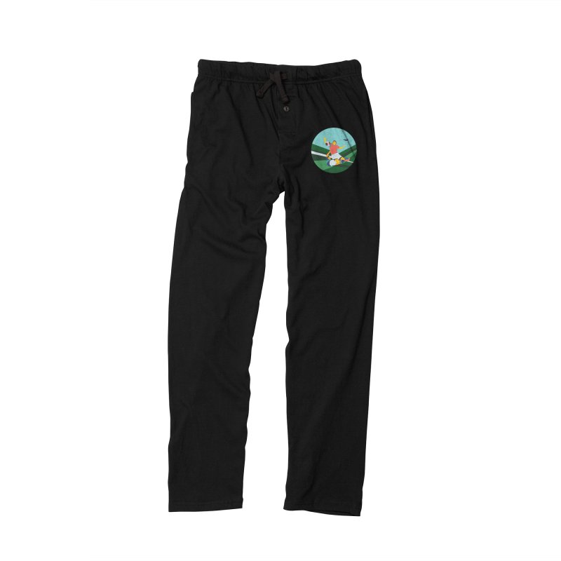 Soccer Women's Lounge Pants by INK. ALPINA
