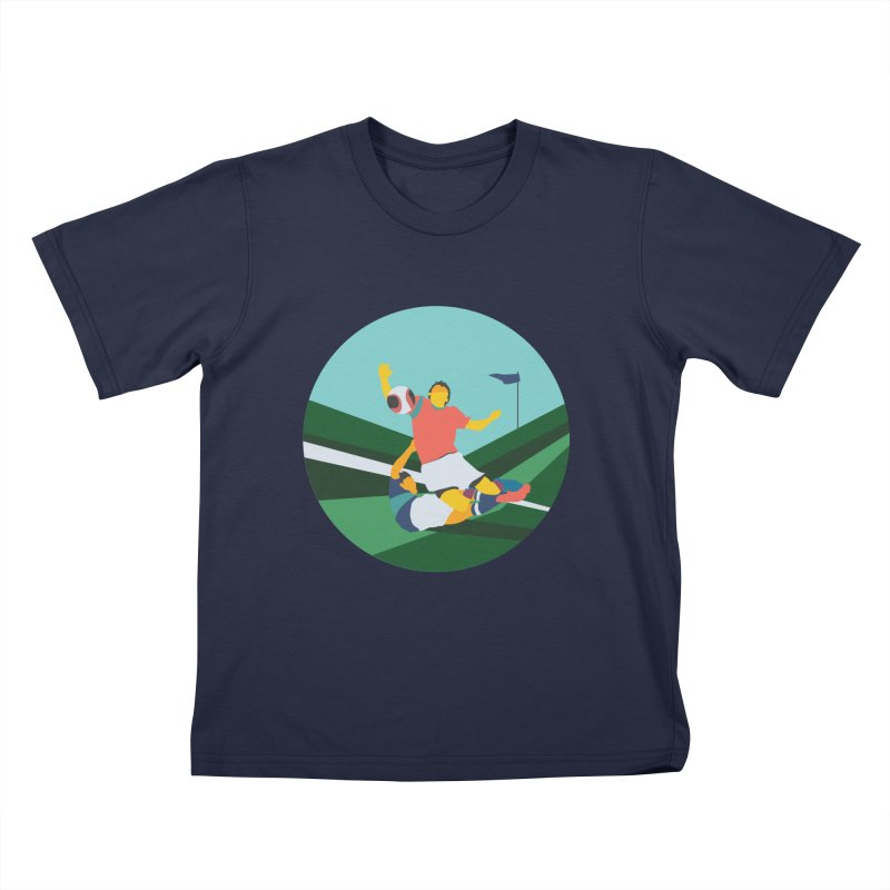 Soccer Kids T-Shirt by · STUDI X-LEE ·