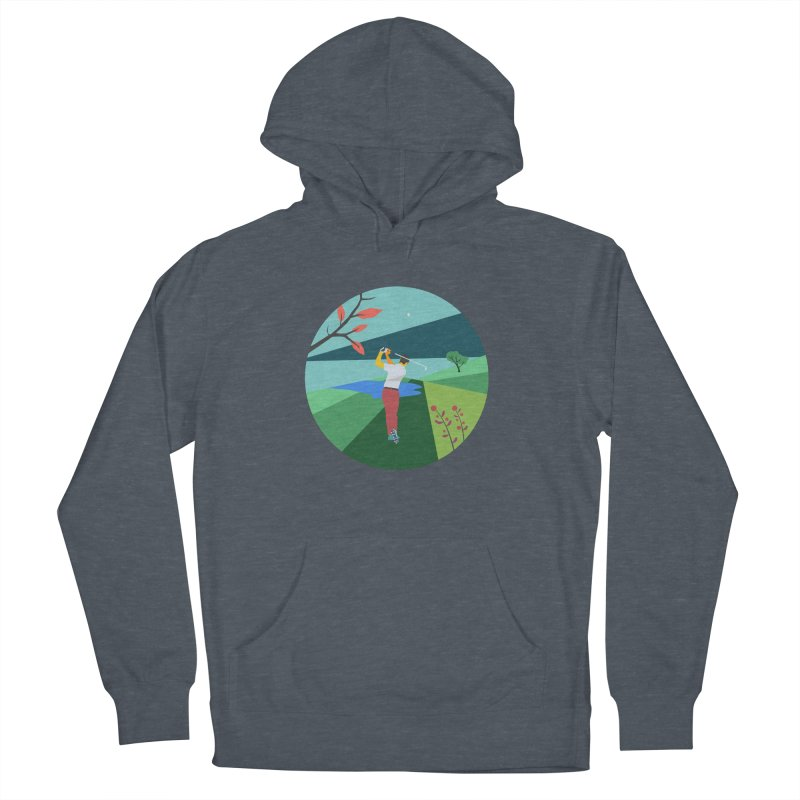 Golf Women's Pullover Hoody by · STUDI X-LEE ·