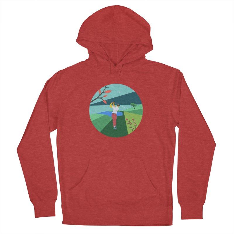 Golf Men's Pullover Hoody by · STUDI X-LEE ·