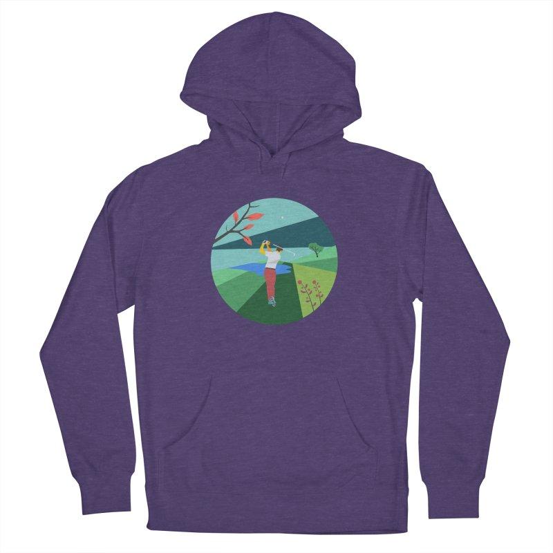 Golf Women's Pullover Hoody by · STUDI X-LEE ·