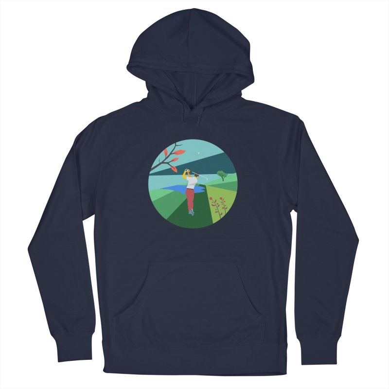 Golf Men's Pullover Hoody by · STUDI X-LEE ·
