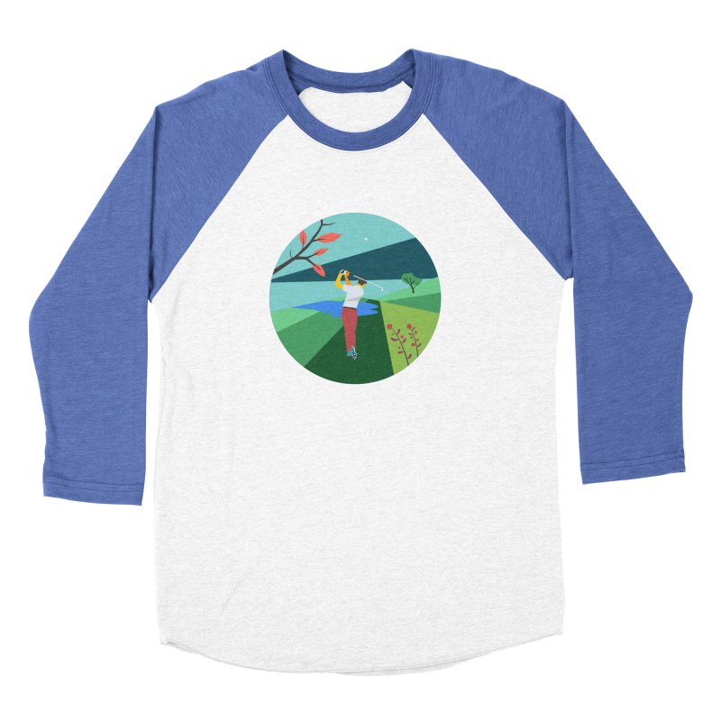 Golf Women's Longsleeve T-Shirt by · STUDI X-LEE ·