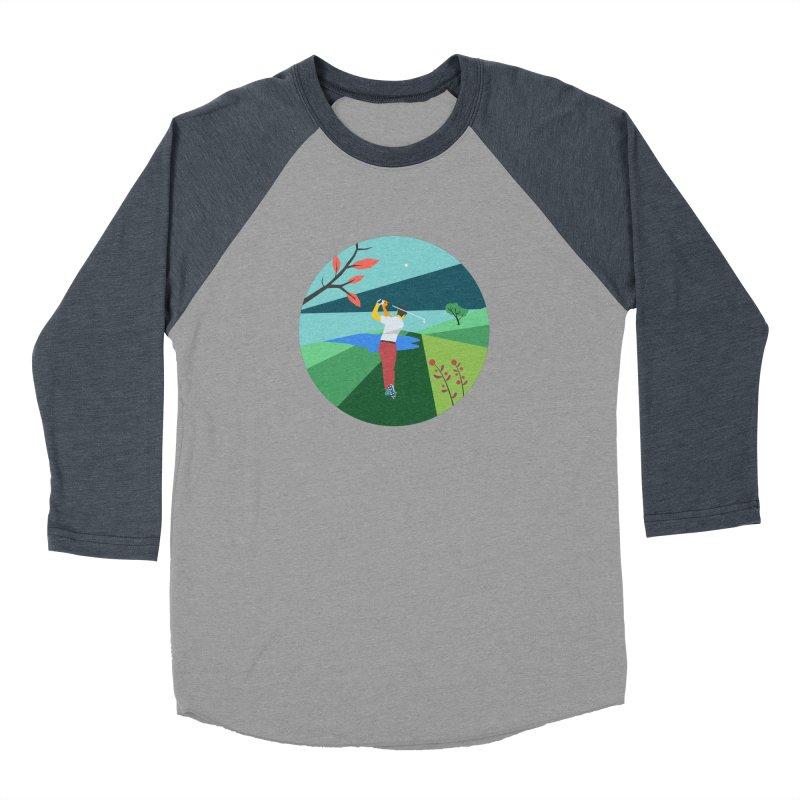 Golf Men's Longsleeve T-Shirt by · STUDI X-LEE ·