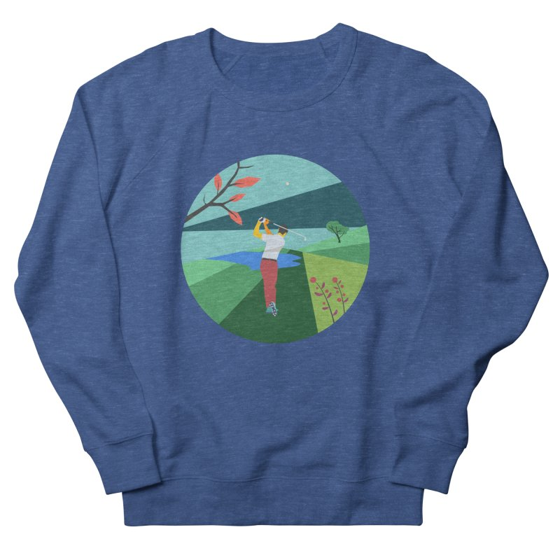 Golf Men's Sweatshirt by · STUDI X-LEE ·