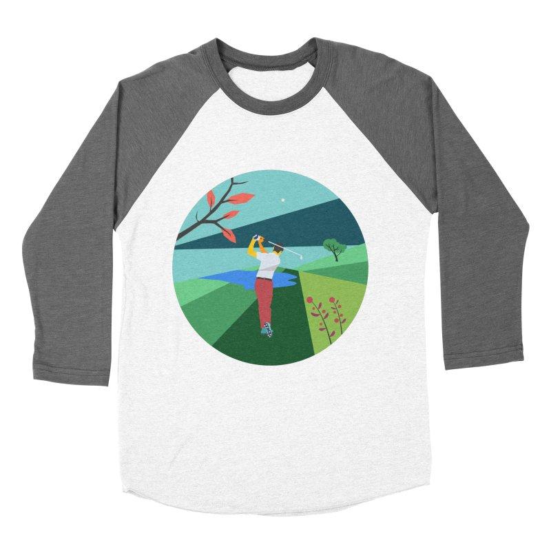 Golf Women's Longsleeve T-Shirt by · STUDI X-LEE ·