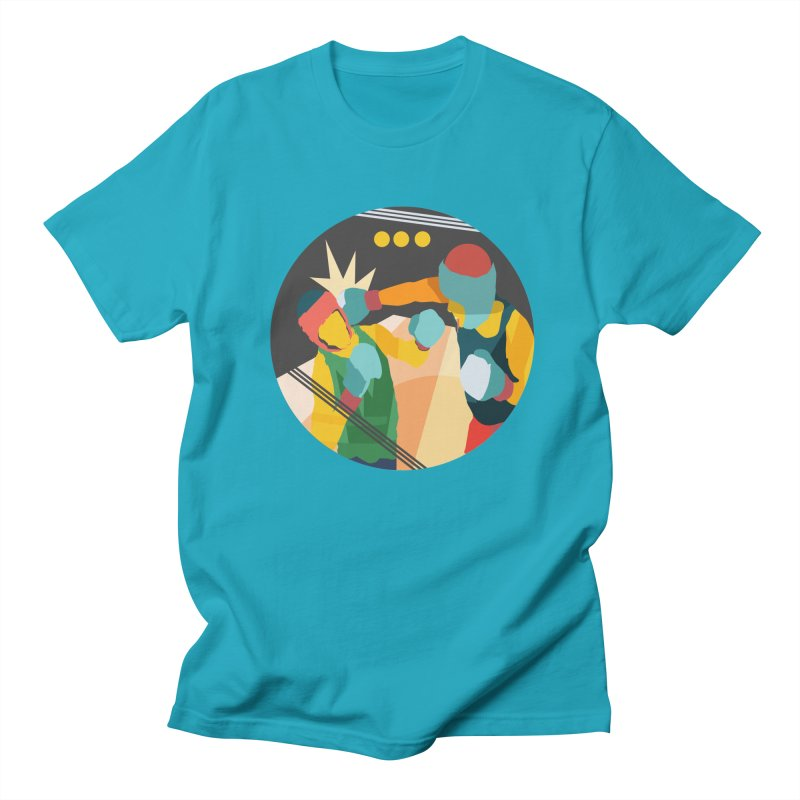 Boxing Men's T-Shirt by · STUDI X-LEE ·