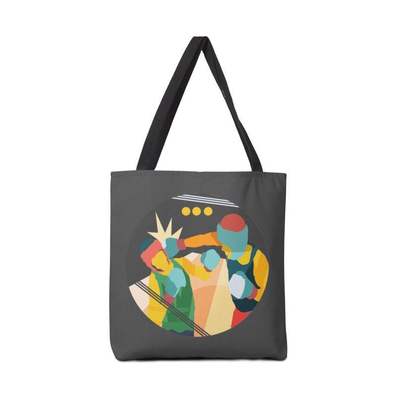 Boxing Accessories Tote Bag Bag by · STUDI X-LEE ·