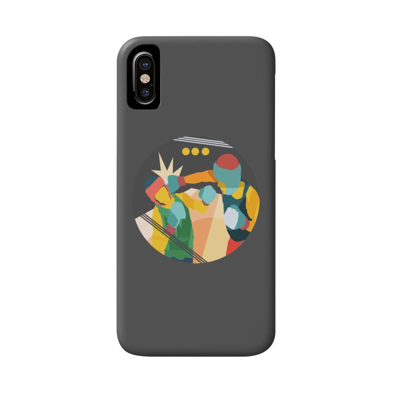 Boxing Accessories Phone Case by INK. ALPINA