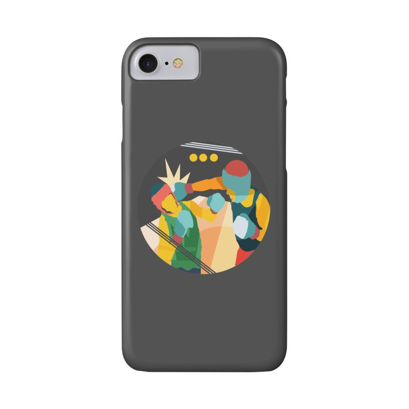 Boxing Accessories Phone Case by · STUDI X-LEE ·