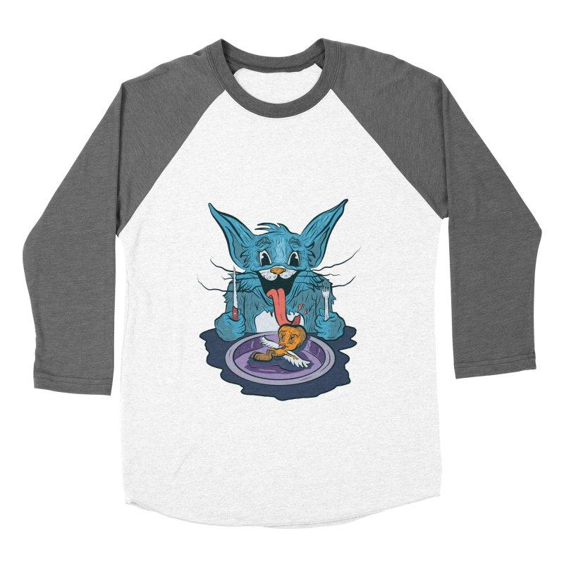 light food Women's Baseball Triblend Longsleeve T-Shirt by · STUDI X-LEE ·