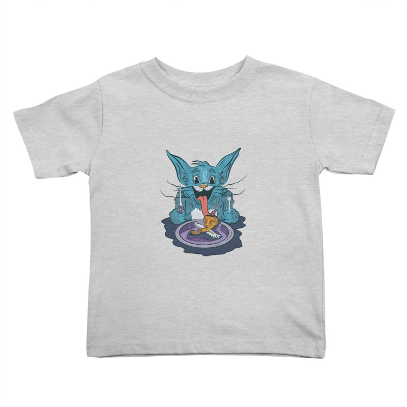 light food Kids Toddler T-Shirt by INK. ALPINA