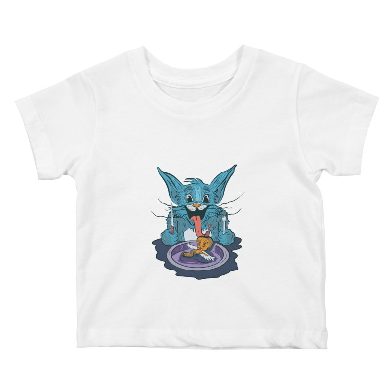 light food Kids Baby T-Shirt by · STUDI X-LEE ·