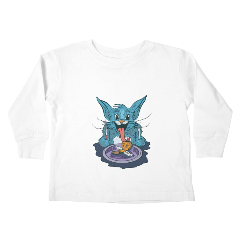 light food Kids Toddler Longsleeve T-Shirt by · STUDI X-LEE ·