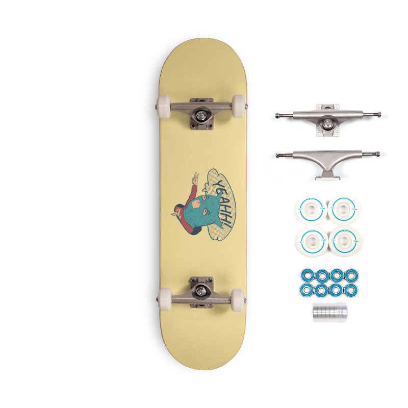 Super Hero Accessories Complete - Basic Skateboard by · STUDI X-LEE ·