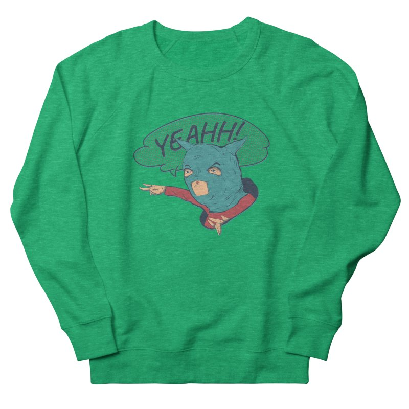 Super Hero Women's Sweatshirt by · STUDI X-LEE ·