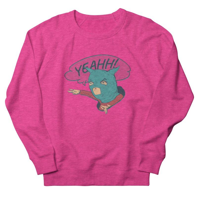 Super Hero Women's Sweatshirt by · STUDI X-LEE ·