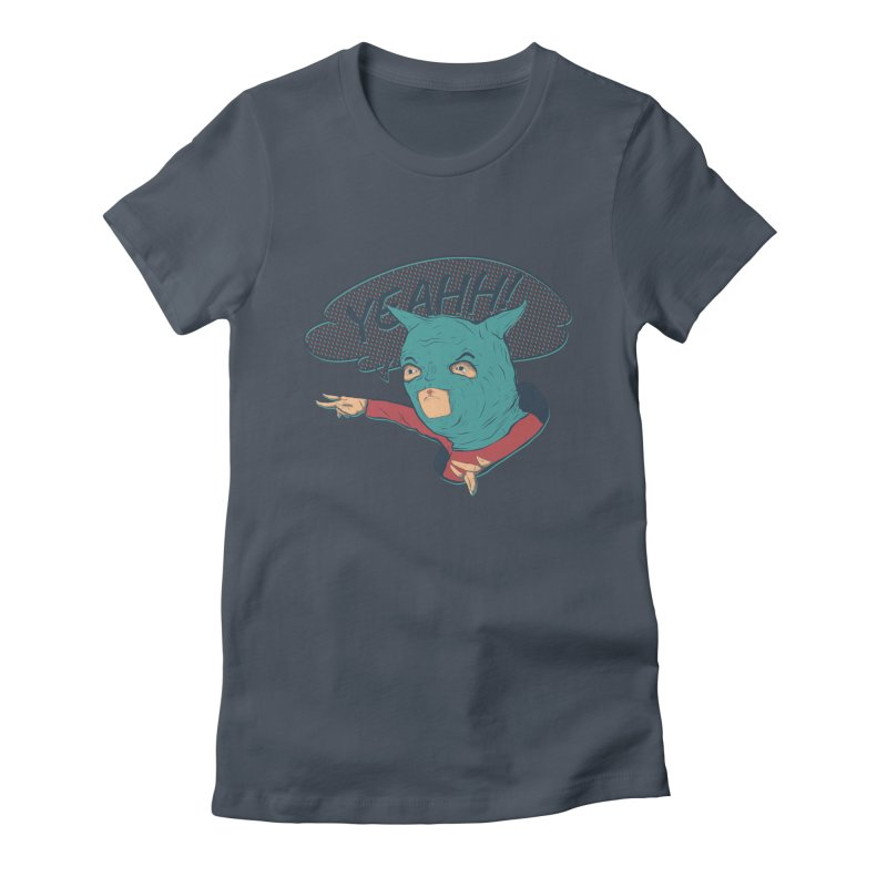 Super Hero Women's T-Shirt by · STUDI X-LEE ·