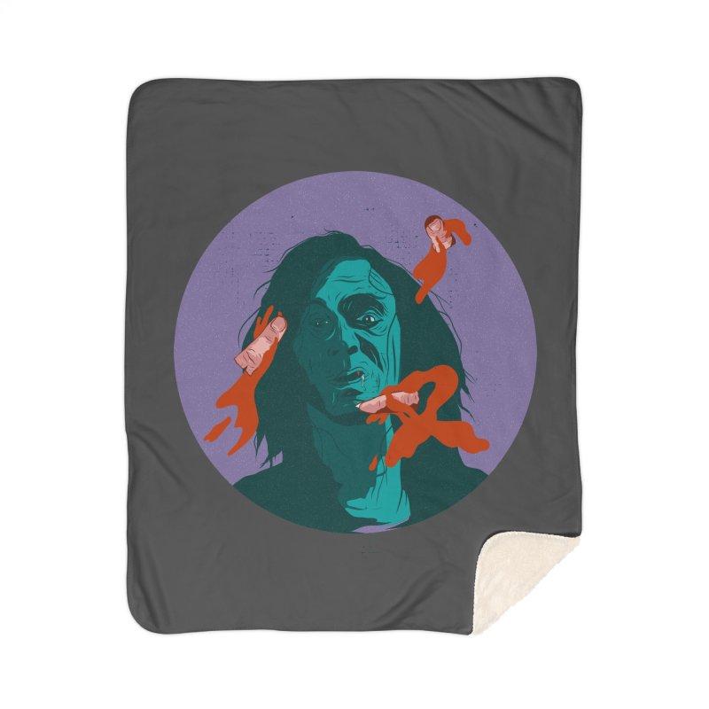 Dracula New Home Sherpa Blanket Blanket by · STUDI X-LEE ·