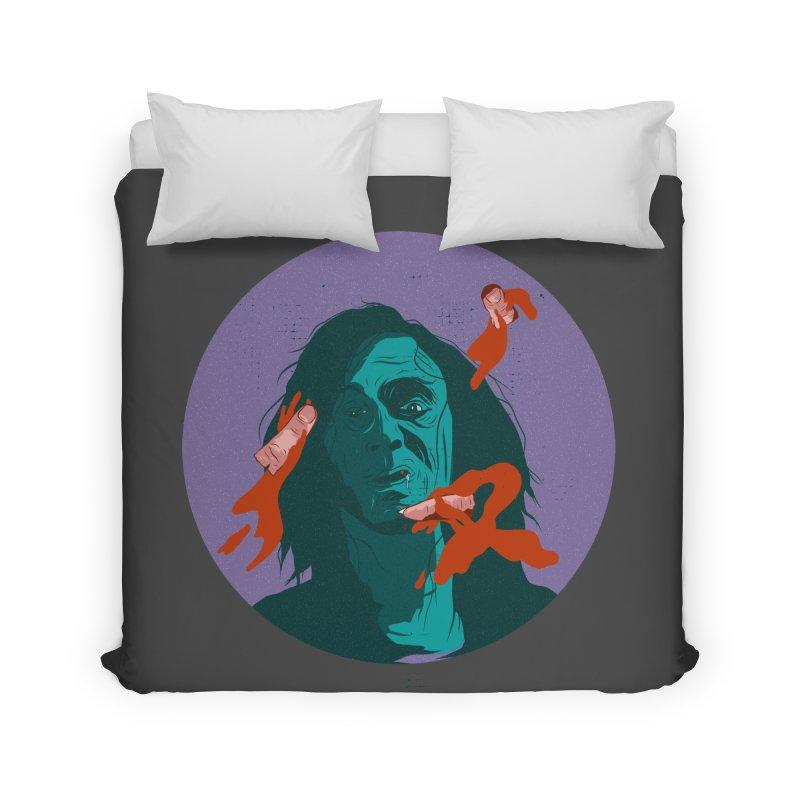 Dracula New Home Duvet by · STUDI X-LEE ·