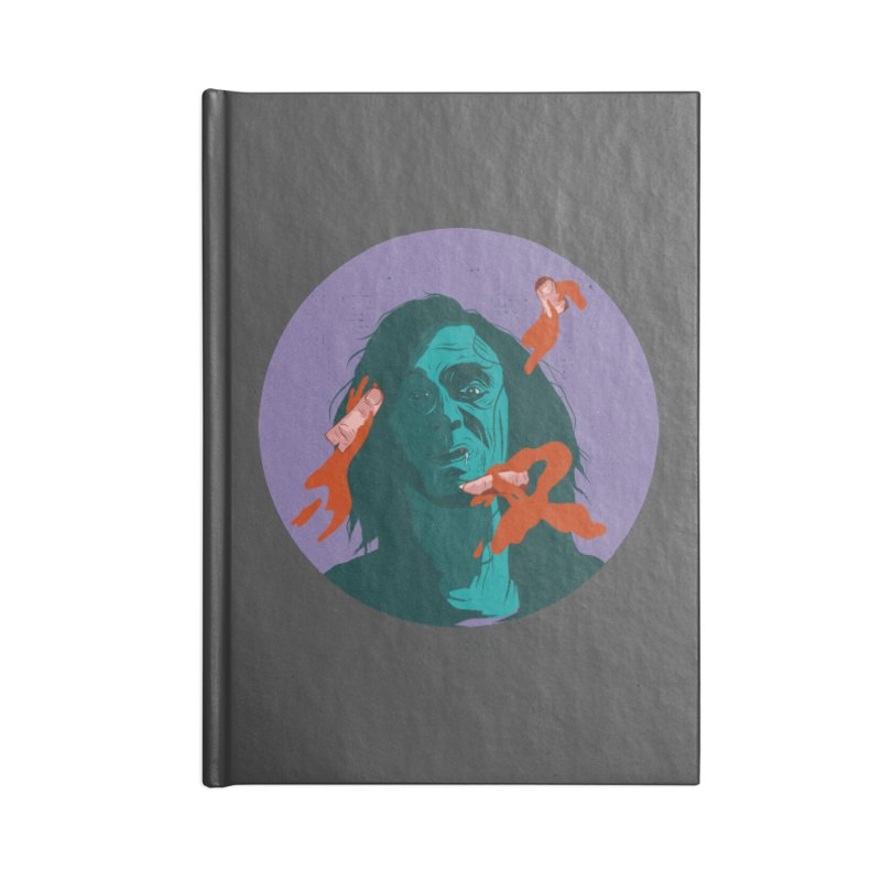 Dracula New Accessories Notebook by · STUDI X-LEE ·