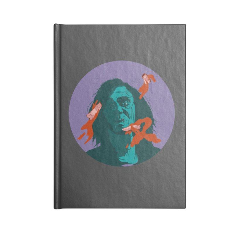 Dracula New Accessories Blank Journal Notebook by · STUDI X-LEE ·