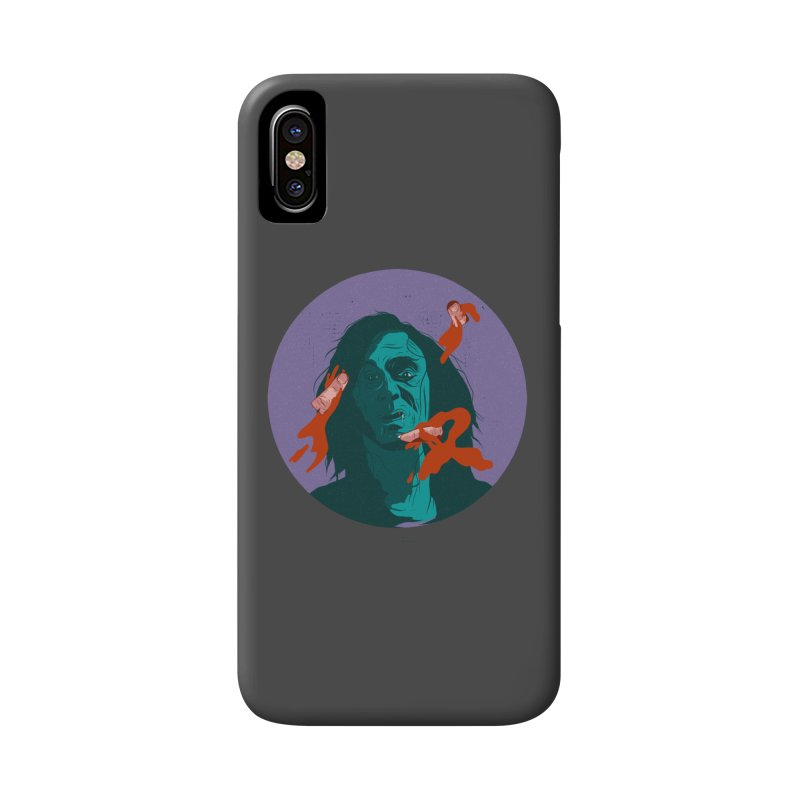 Dracula New Accessories Phone Case by INK. ALPINA