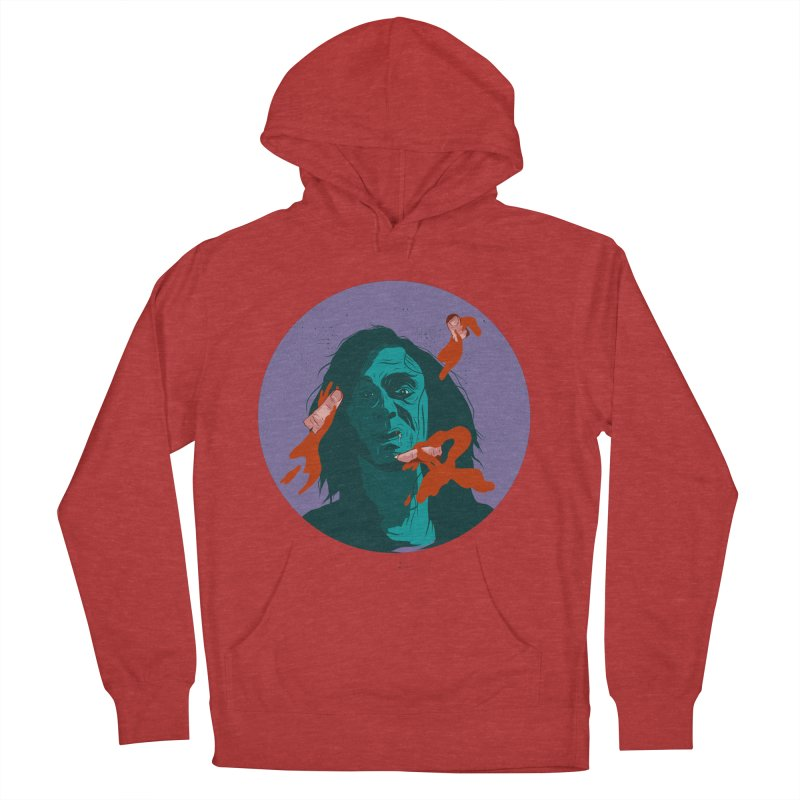 Dracula New Women's French Terry Pullover Hoody by · STUDI X-LEE ·