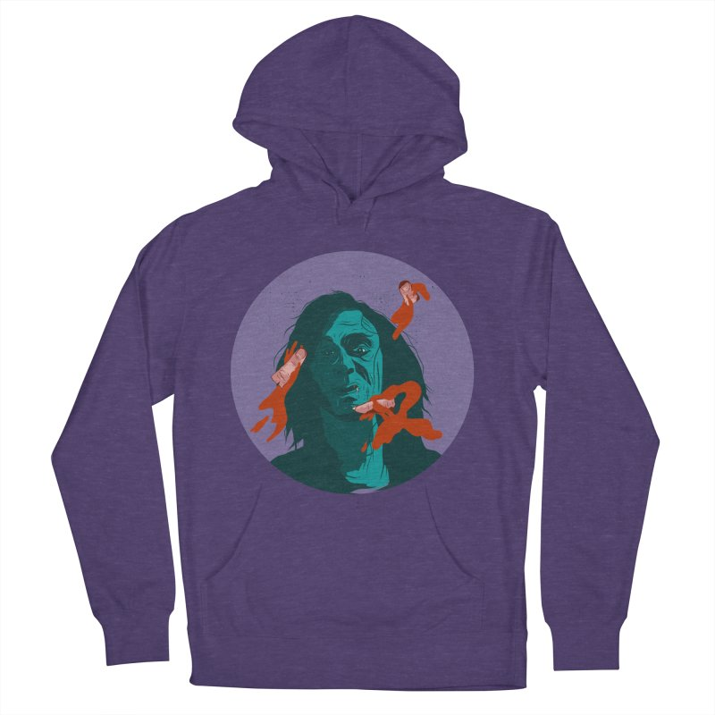 Dracula New Men's French Terry Pullover Hoody by INK. ALPINA