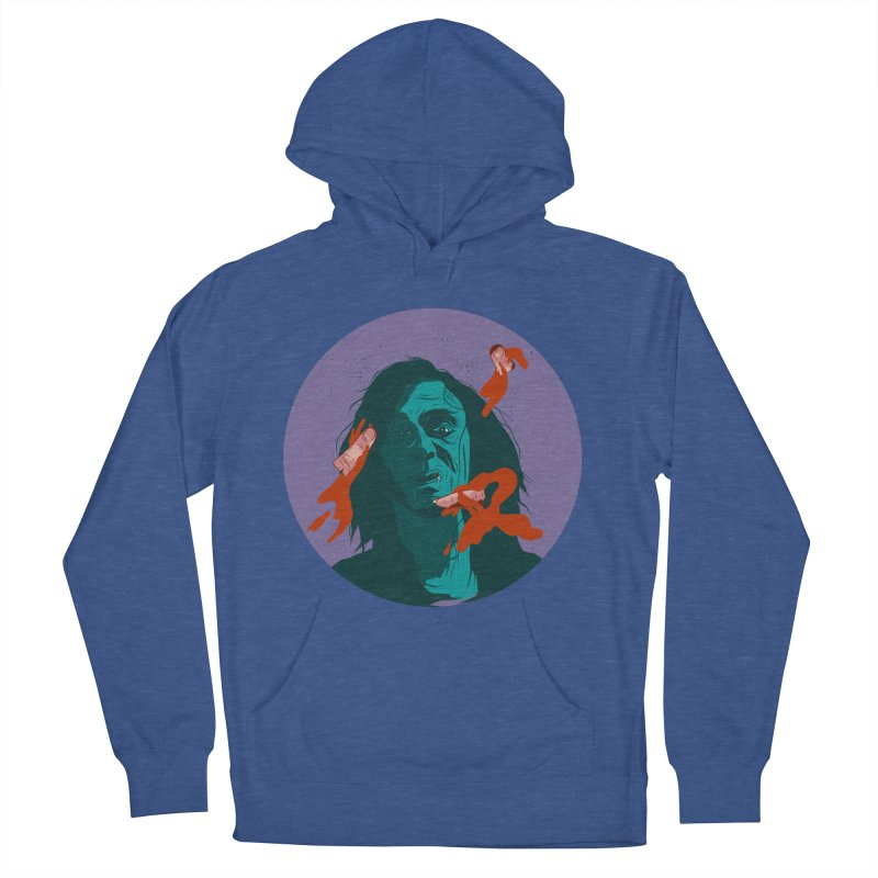 Dracula New Men's French Terry Pullover Hoody by · STUDI X-LEE ·