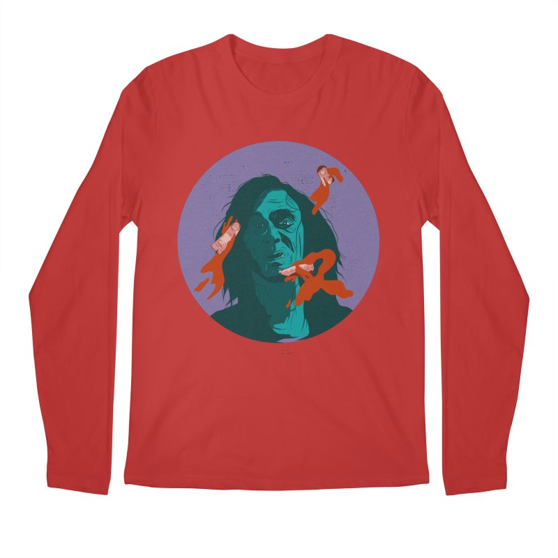 Dracula New Men's Longsleeve T-Shirt by · STUDI X-LEE ·