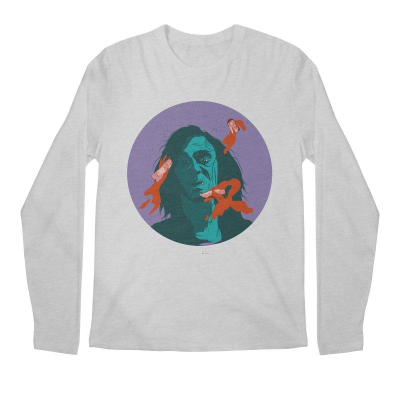 Dracula New Men's Longsleeve T-Shirt by · STUDI X-LEE ·