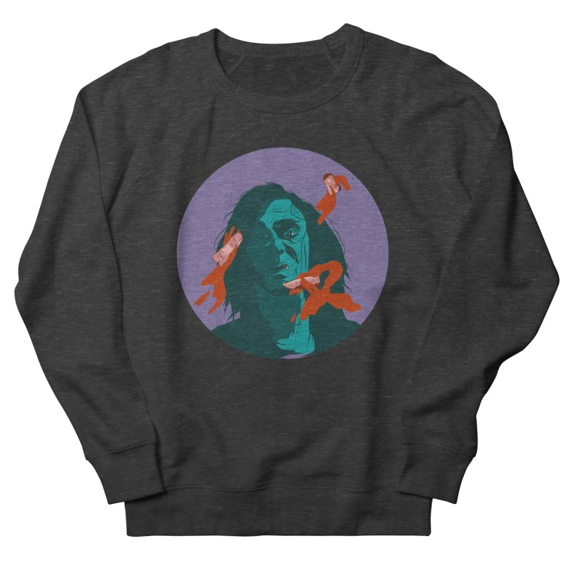 Dracula New Women's French Terry Sweatshirt by · STUDI X-LEE ·