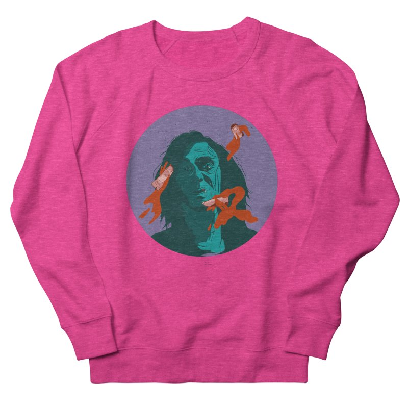 Dracula New Women's French Terry Sweatshirt by INK. ALPINA
