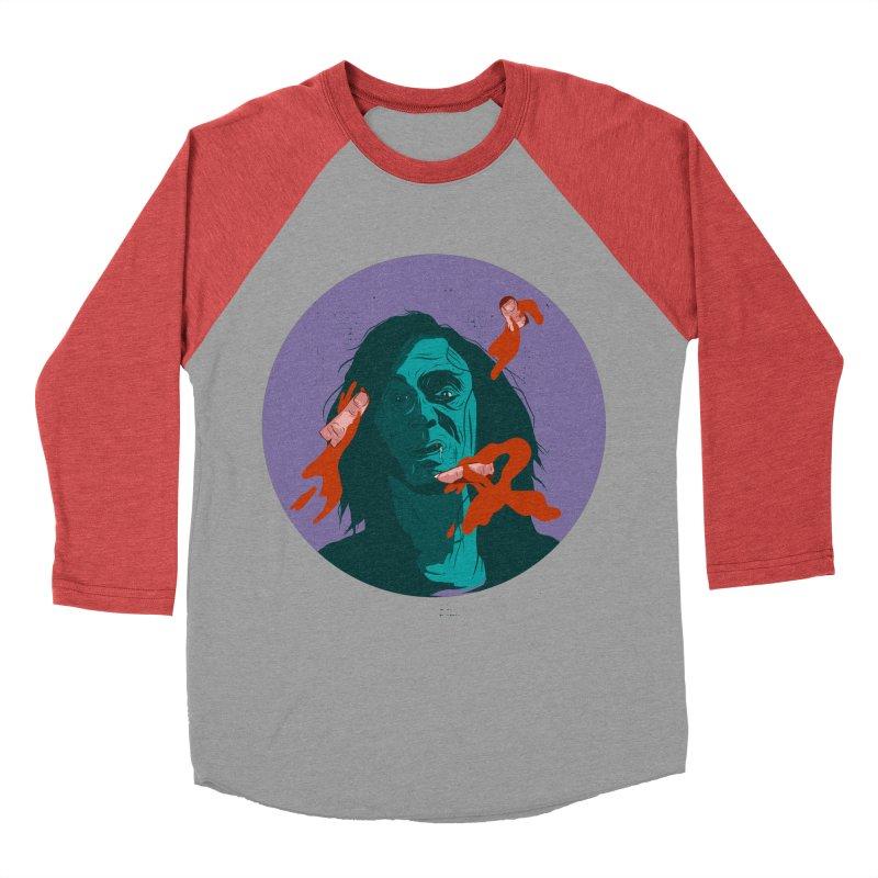 Dracula New Men's Baseball Triblend Longsleeve T-Shirt by · STUDI X-LEE ·