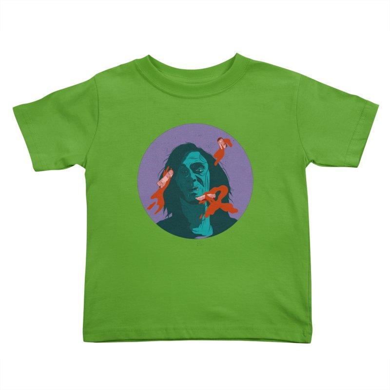 Dracula New Kids Toddler T-Shirt by · STUDI X-LEE ·