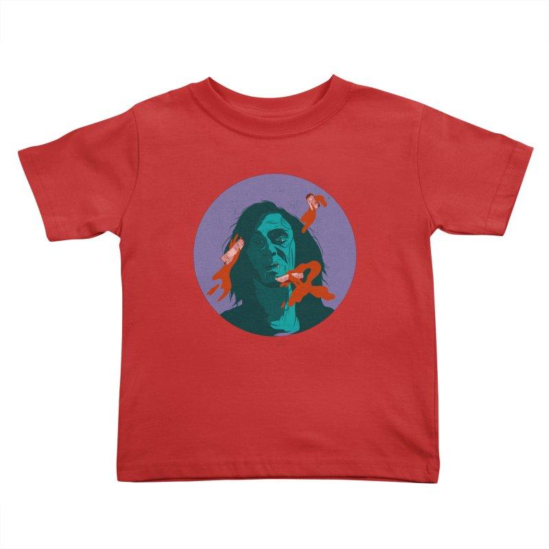 Dracula New Kids Toddler T-Shirt by INK. ALPINA
