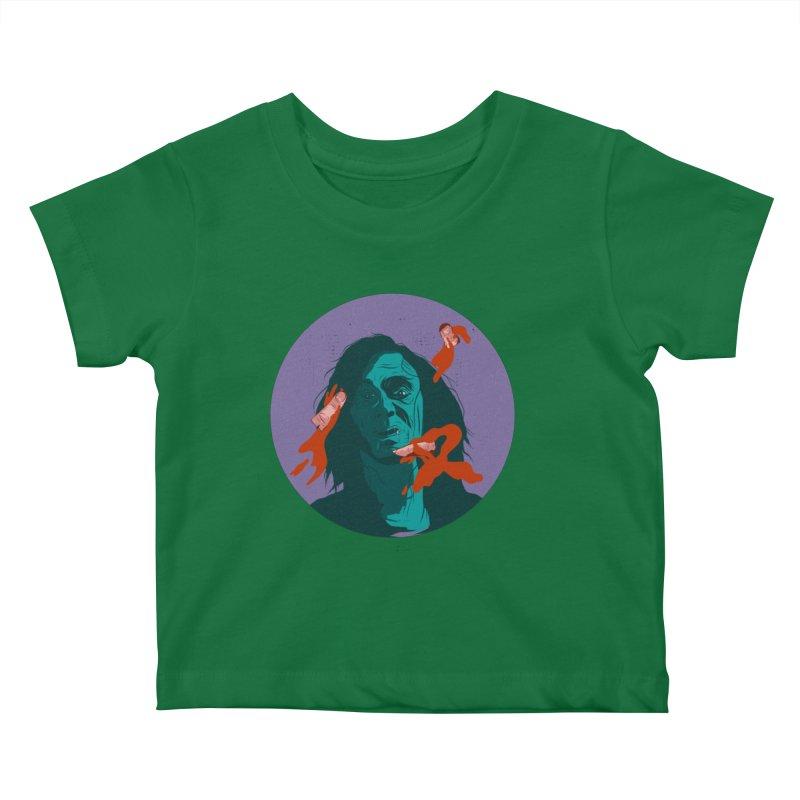 Dracula New Kids Baby T-Shirt by · STUDI X-LEE ·