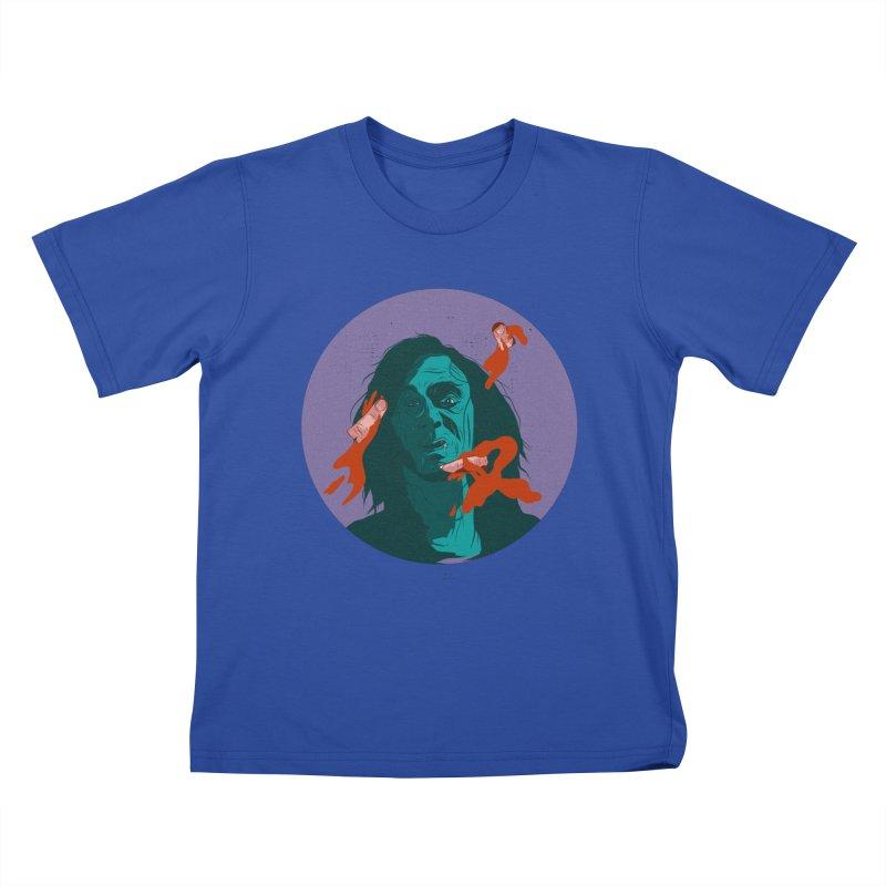 Dracula New Kids T-Shirt by · STUDI X-LEE ·
