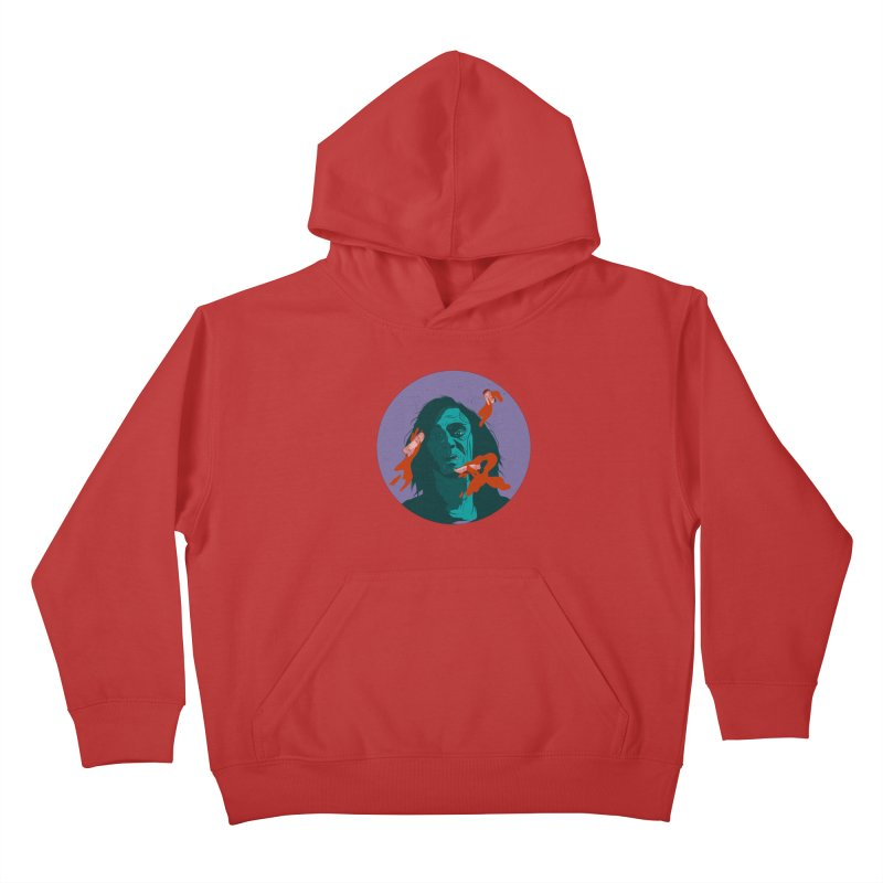 Dracula New Kids Pullover Hoody by INK. ALPINA