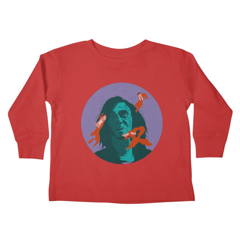 Dracula New Kids Toddler Longsleeve T-Shirt by · STUDI X-LEE ·