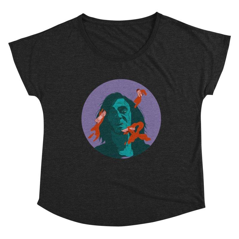 Dracula New Women's Dolman Scoop Neck by · STUDI X-LEE ·